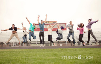 Congratulatons Junior Class / Boise Nampa Idaho Senior Photographer