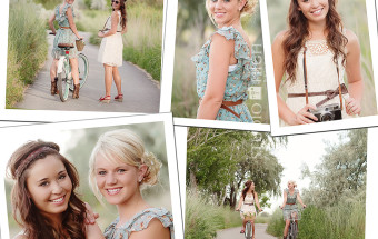 Summertime with our Senior Reps | Nampa Idaho Senior Photographer