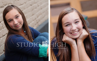 High School Senior Photographer | KAYCEE
