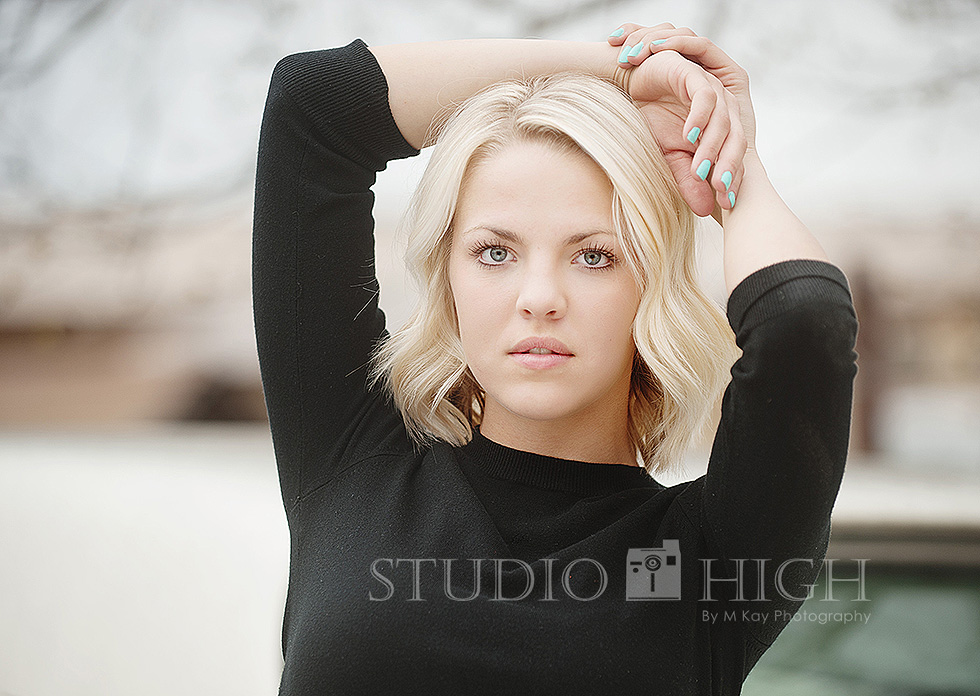 high school senior photographer nampa boise idaho