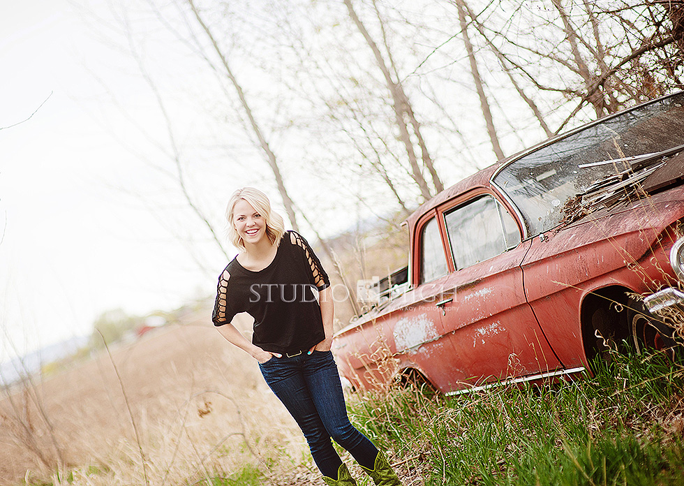 senior portraits boise idaho