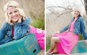 Shelby Howard | Vallivue Senior photographer