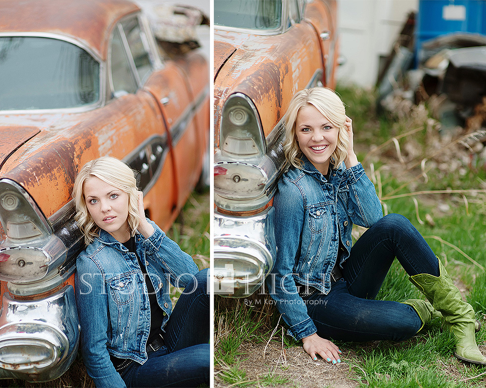 boise idaho high school senior portraits