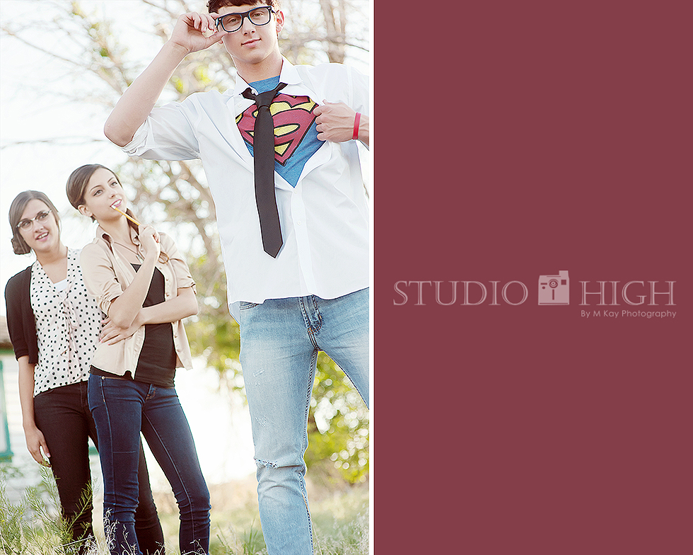 superman idaho high school senior photographer