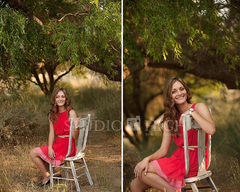 beautiful high school senior images