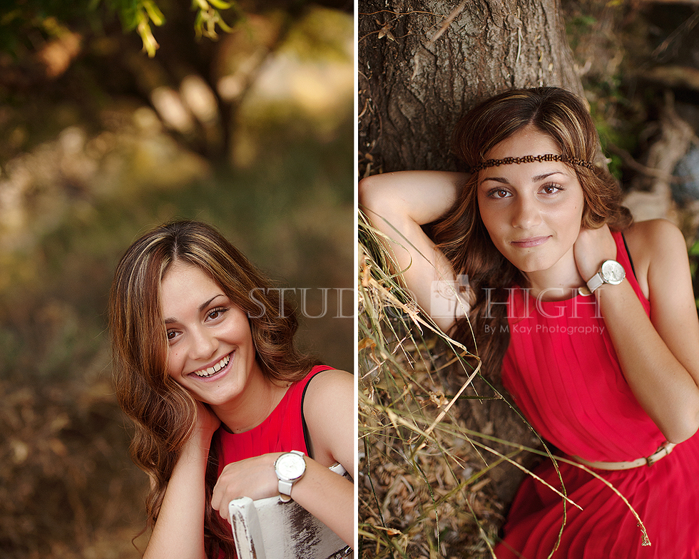 beautiful senior images in nampa