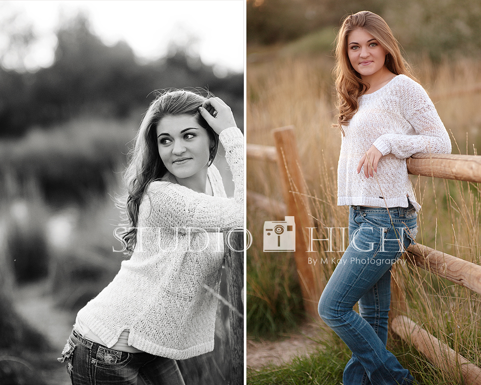 idaho's finest senior photography